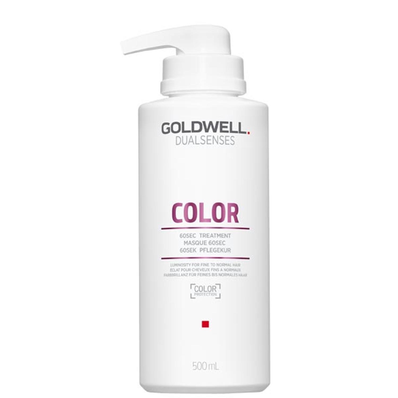 GOLDWELL Dualsenses Color 60SEC TREATMENT 500 ml