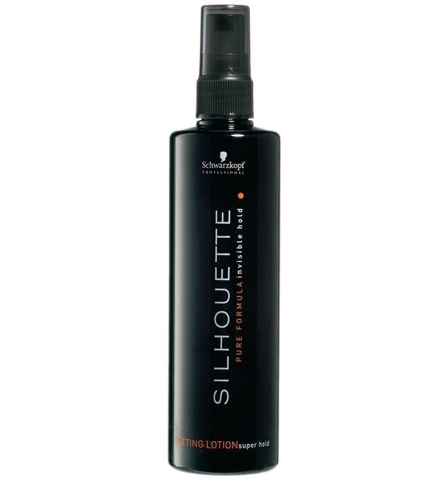 Schwarzkopf SILHOUETTE SUPER HOLD Setting Lotion 200 ml