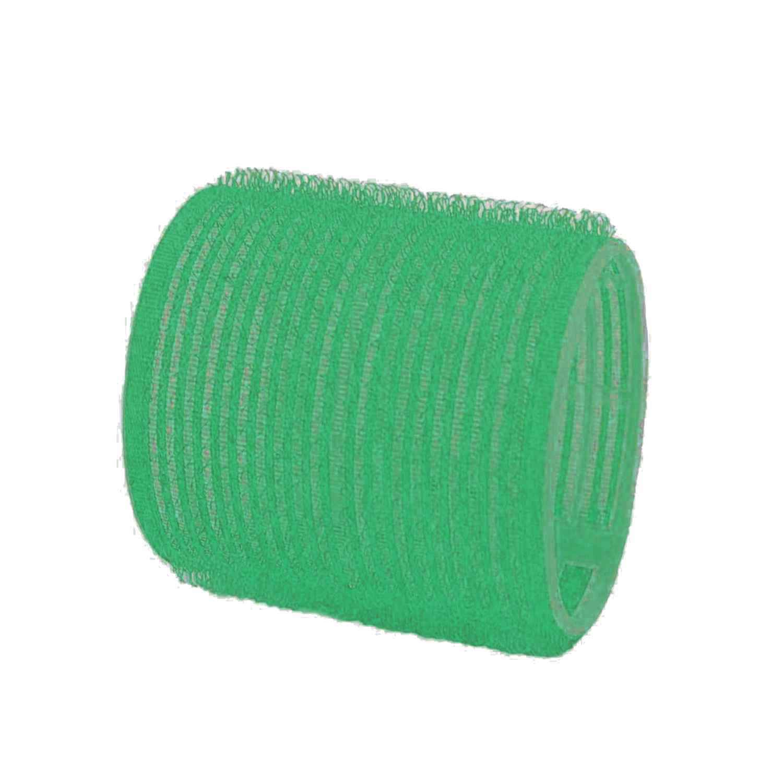 HairCult Haftwickler JUMBO 60 mm, 6 St., Ø 60 mm grün