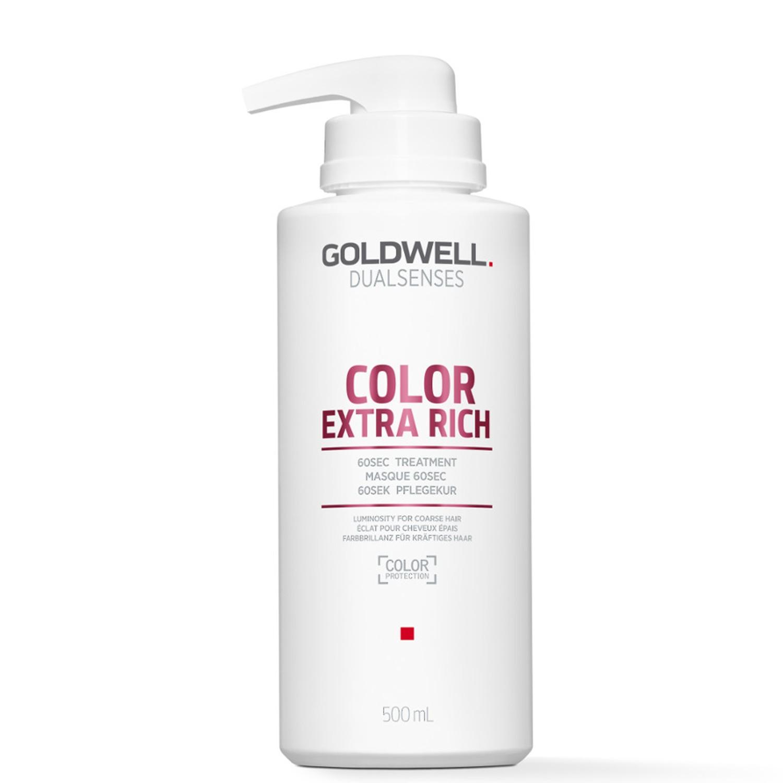 GOLDWELL Dualsenses Color Extra Rich 60Sec Treatment 500 ml