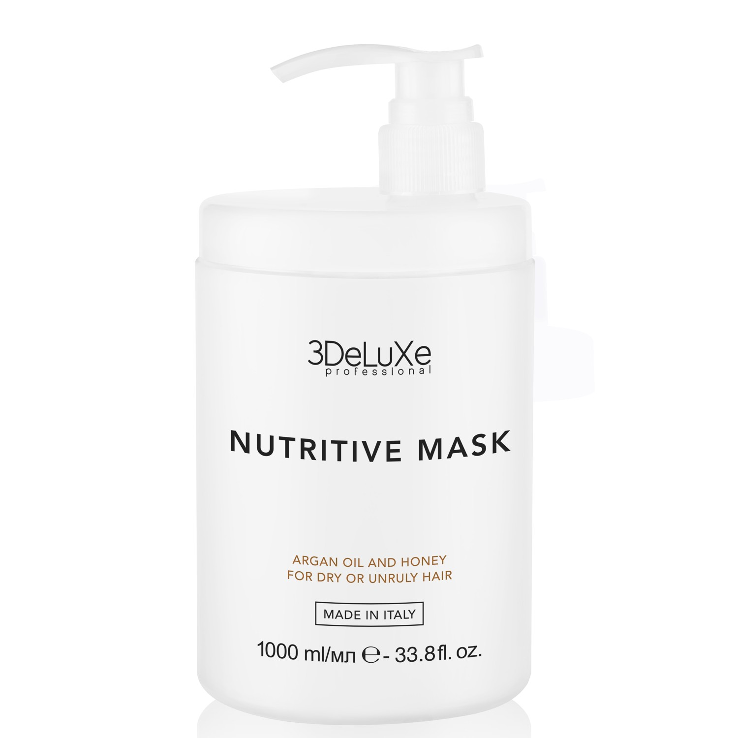 3DeLuXe Professional NUTRITIVE Mask 1 L