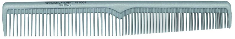 KANSAI Ceramic & Ionic Haarschneidekamm 17 cm
