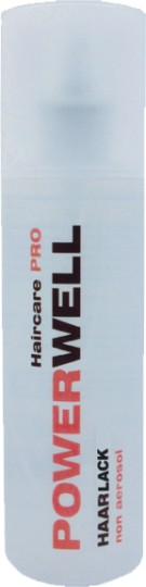 POWERWELL Haarlack 200 ml