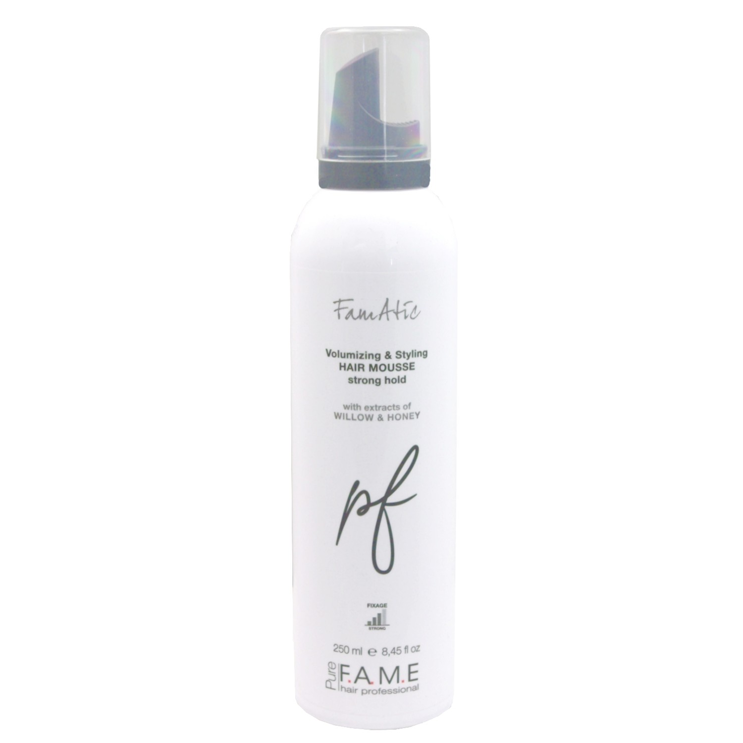 PURE FAME FamAtic Hair Mousse Strong Hold 250 ml