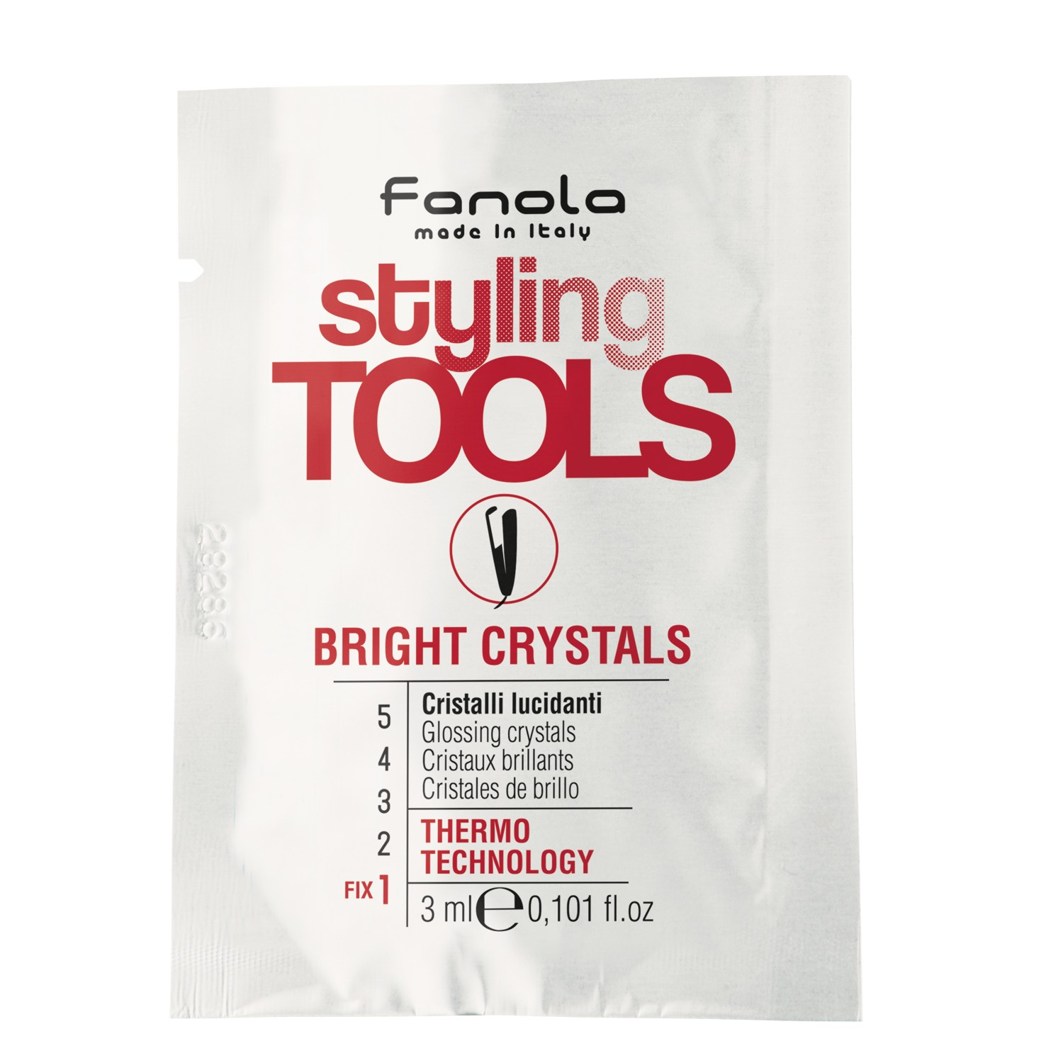 Fanola Styling Tools Bright Crystals 3 ml