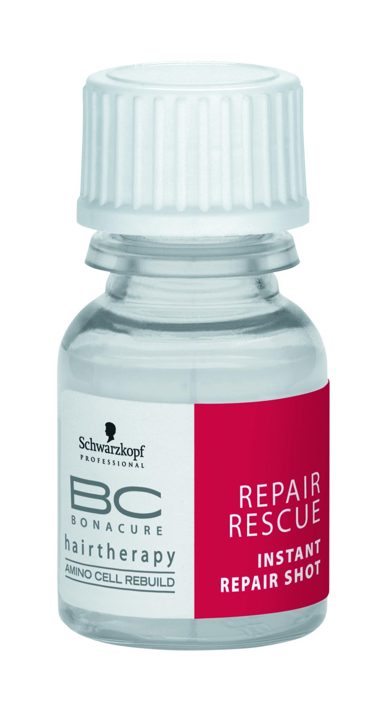 Schwarzkopf BC REPAIR RESCUE Sofort-Aufbau-Kur 8 x 10 ml