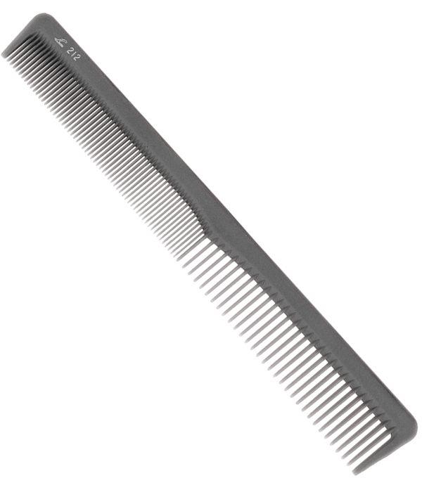 Fejic Carbon-Haarschneidekamm Nr. 212