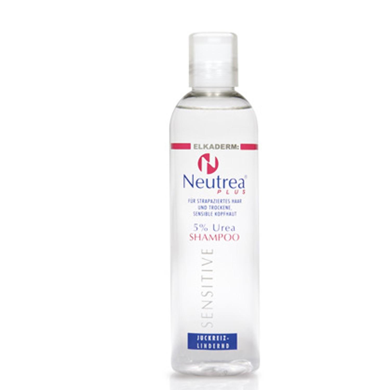ELKADERM NEUTREA 5% Urea Shampoo 250 ml
