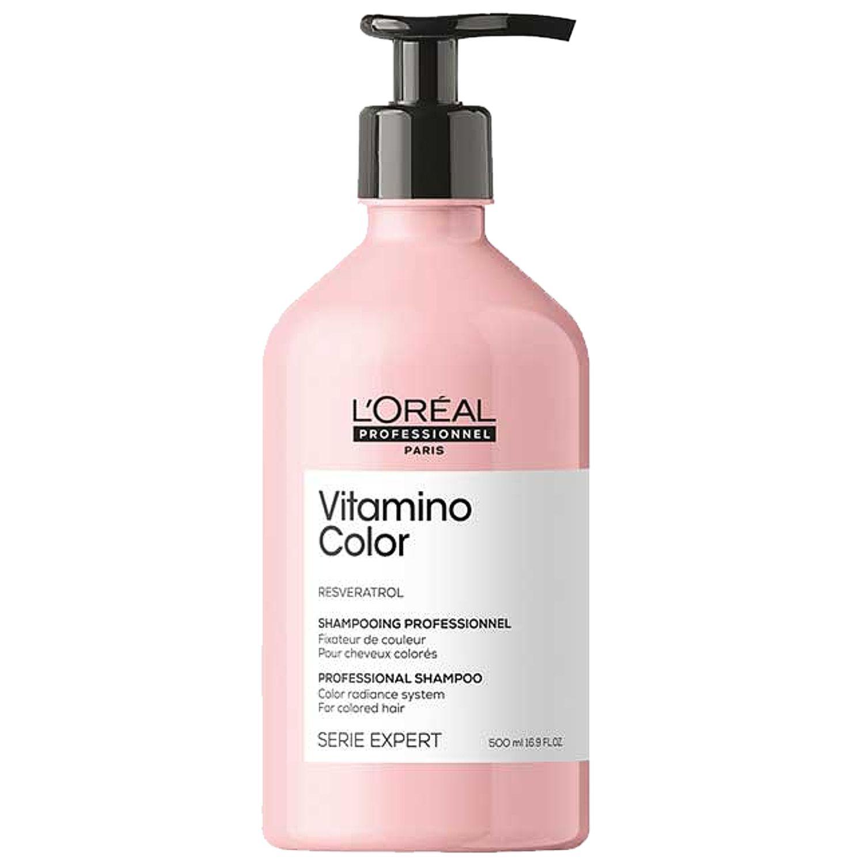 L'ORÉAL Expert VITAMINO COLOR RESVERATROL Professional Shampoo 500 ml