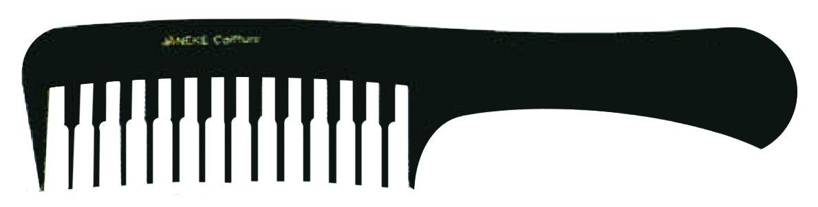 Jäneke Damengriffkamm gezahnt 22 cm