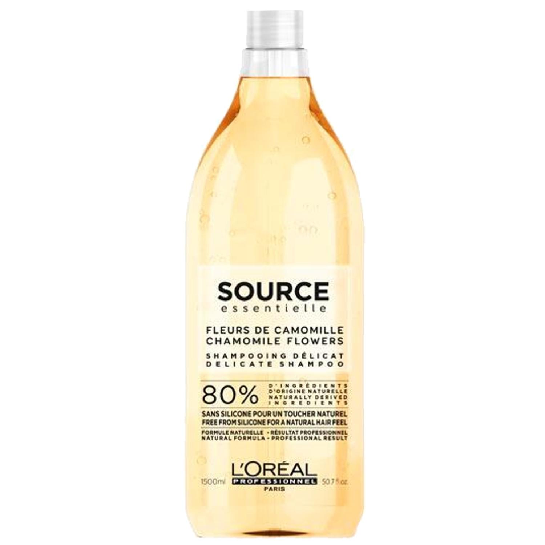 L'Oréal SOURCE ESSENTIELLE Delicate Shampoo 1,5 L