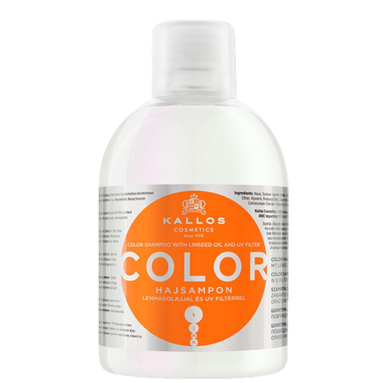 KALLOS COSMETICS KJMN Color Shampoo 1 L