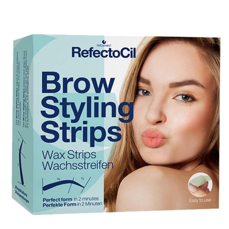 RefectoCil Brow Styling Strips 20 Anwendungen
