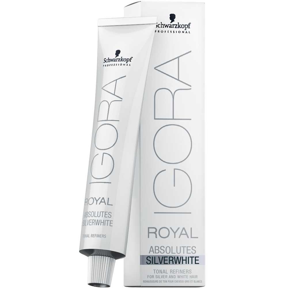 Schwarzkopf IGORA ROYAL Silverwhite 60 ml