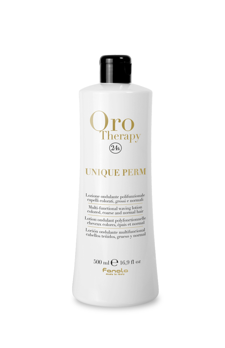 Fanola ORO THERAPY Unique Perm Dauerwelle 500 ml