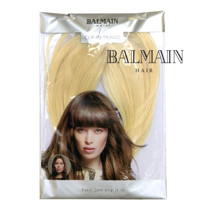 BALMAIN Clip-In Fringe Memory®Hair