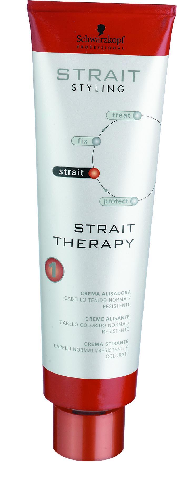 Schwarzkopf STRAIT STYLING THERAPY Cream 1, 300 ml