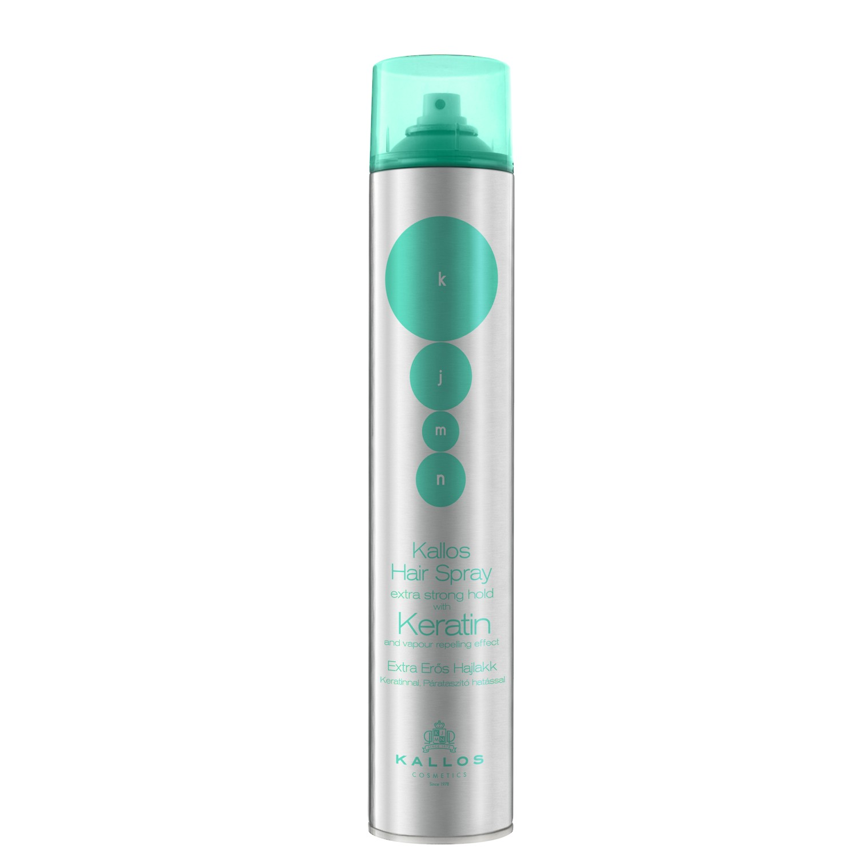 KALLOS COSMETICS KJMN Extra Strong Hold Hair Spray 750 ml