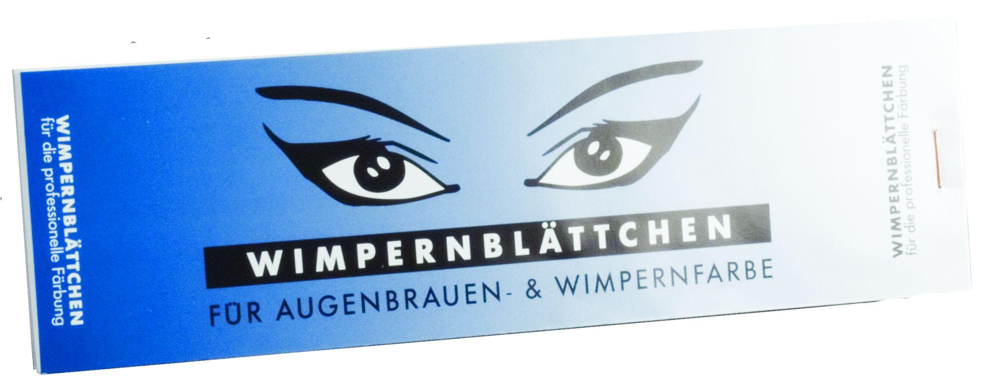 Comair Color Wimpernblättchen 16 x 6 St.